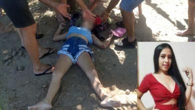 Acidente de trânsito deixa adolescente morta e jovem ferido no Distrito de São Gonçalo