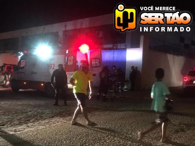 "Local da tentativa de homicídio contra ""Italo do Pantanal"""