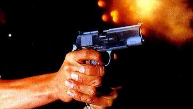Tiro de arma de fogo
