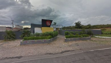 Modrian Motel na cidade de Cajazeiras/PB