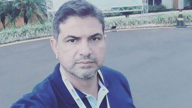 Professor vice-diretor do campus da UFCG de Sousa/PB, Allan Sarmento